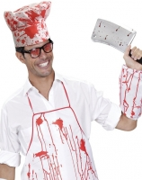 Halloween Fancy Dress Deadly Chef Set