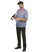 French Man Fancy Dress Set