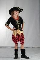 Girls Buccaneer Pirate sweetie Costume