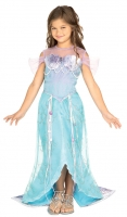 Girls Mermaid Costume Deluxe
