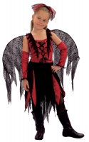 Girls Spider fairy Costume