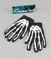 Halloween Skeleton Gloves