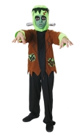 Kids Monster Frankenstein Costume