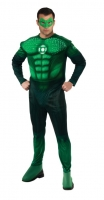 Light Up Hal Jordan Green Lantern Costume
