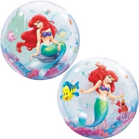 Little Mermaid SuperShape XL Foil Balloon Disney Birthday Party Decoration