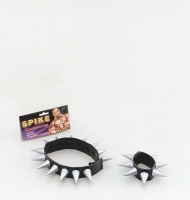 Punk Spike Choker