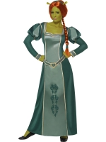 Shrek Fiona Fancy Dress Costume