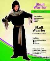 Skull Warrior Costume