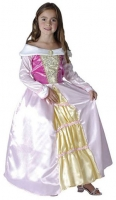 Girls Pink Sleeping Princess Costume