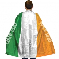 Irish St Patricks Day Fancy Dress cape