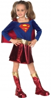 Supergirl Costume - Metallic