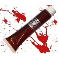 Halloween Fancy Dress Make Up Fake Tube of Blood