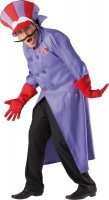 Wacky Races Dick Dastardly Fancy Dress Costume