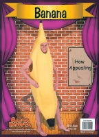 Yellow Banana Costume