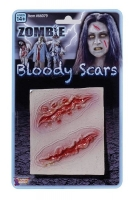Zombie 2 Wound Scars