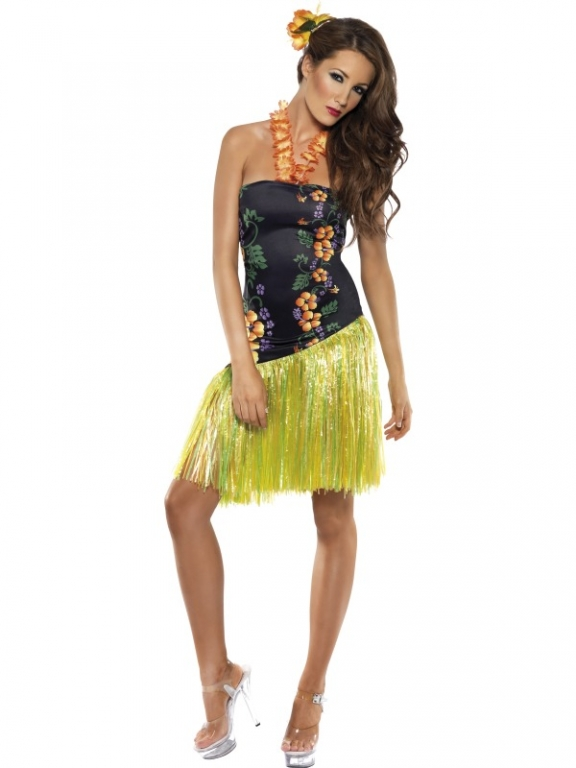 Wonderful Luau Dress And More Spirit Halloween Women S Dresses Luau Dress A