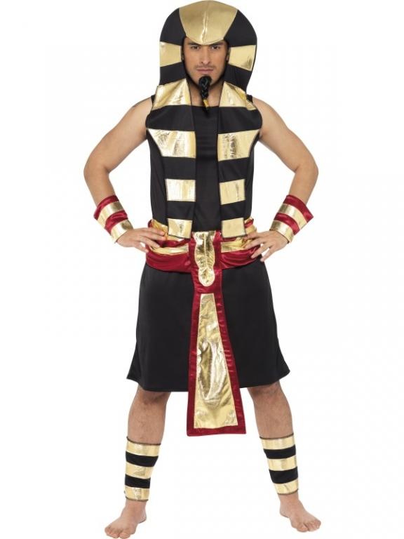 sc 1 st  Altered Image Fancy Dress & Mens Egyptian Pharaoh Fancy Dress Costume