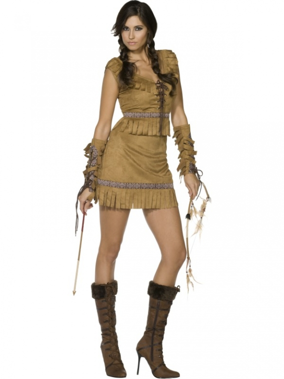 sc 1 st  Altered Image Fancy Dress & Pocahontas Fancy Dress Costume