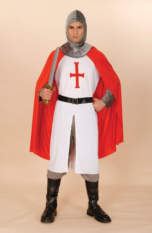 St George Knight Costume Click Here for Larger Image  sc 1 st  Altered Image Fancy Dress & St George Knight Costume